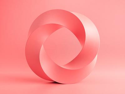 GeometricStudy No 08 cinema 4d illustration 3d design