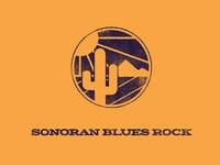 Sonoran Blues Rock Coin Mark