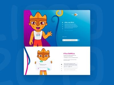 Lima 2019 - Oficial Web Pet