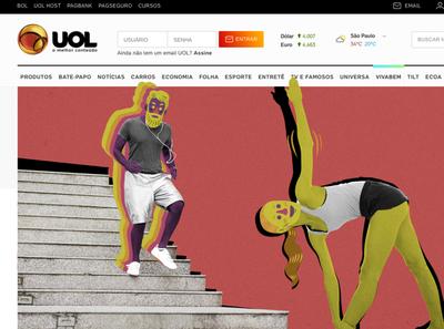 Grupo UOL /// illustration