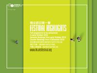 HKAF, festival opening