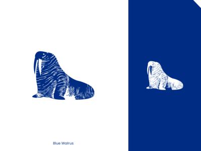Blue Walrus