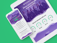 Personal Loan Email design