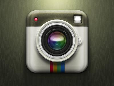 Camera Icon camera icon instagram ios lens flash
