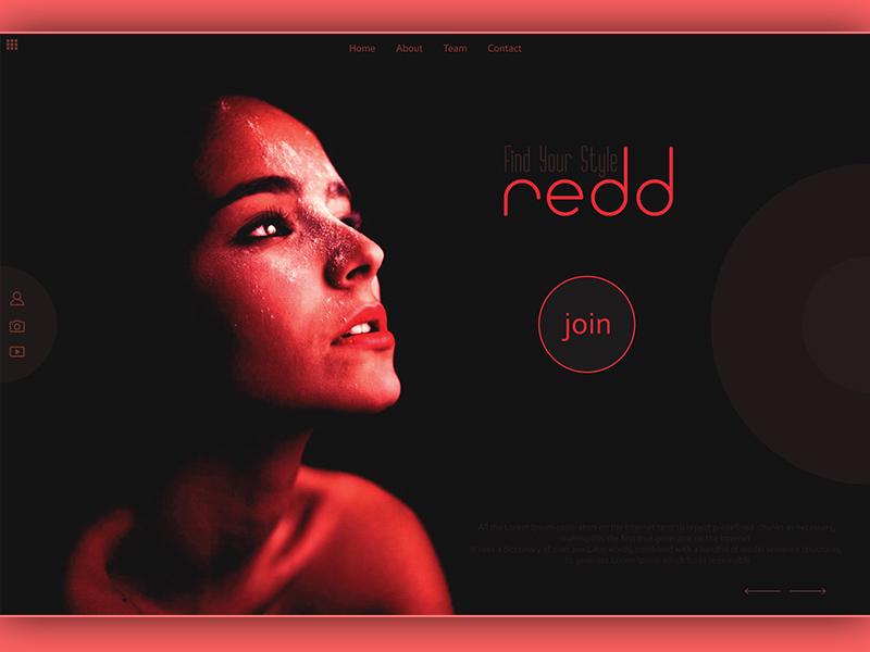 Website Design for REDD site website uiux desigagency agency slothgroup interfacedesign webdesign web ux ui