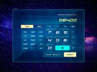 Calculator Sci-fi