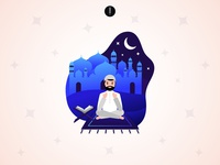 Ramadan (Facebook Post Design)