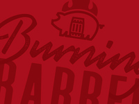Burning Barrel Logo Exploration