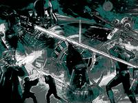 Vader's Journey