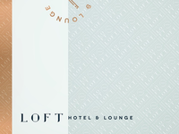 Loft Visual Identity Concepts