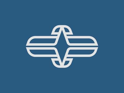 Aviation Logo airplane logo logo design brand identity airplane mark branding plane logo logo travel plane aviation