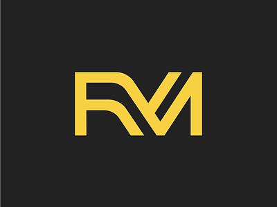 RM Logo wip logo mark brand design branding m mark r mark rm logo design logo mark