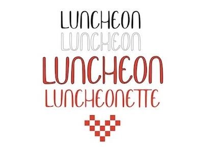 Luncheon test