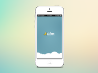 AIM - First Time User Experience