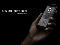 Concept - UI Design - App Design