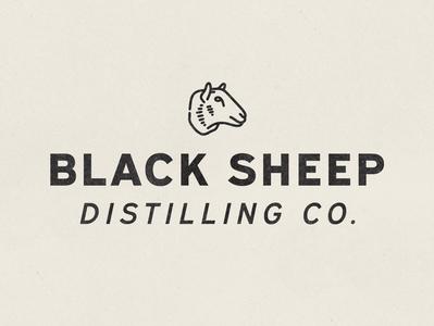 Black Sheep Alt Logo