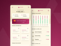 Axis Bank Application Concept