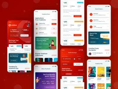 Vodafone Concept Design