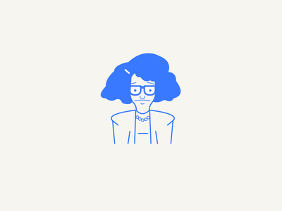 Work Hard or Die Trying, Girl illustration vector die hard tina. belcher bobs burgers