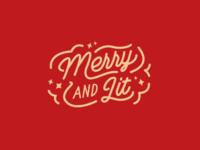 Merry + Lit