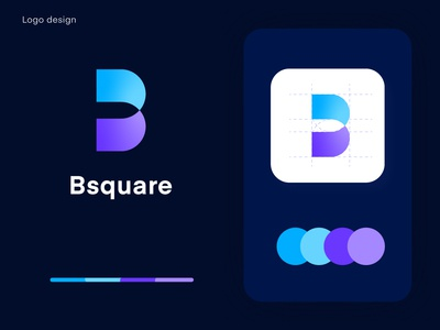 Bsquare logo Design v 2.0