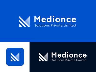 Medionce Logo Design