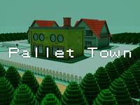 Pallet Town.