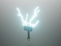 Mjolnir.