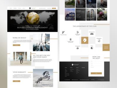 #1 Centurion – Website Design
