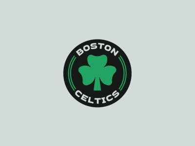 Boston Celtics Rebrand