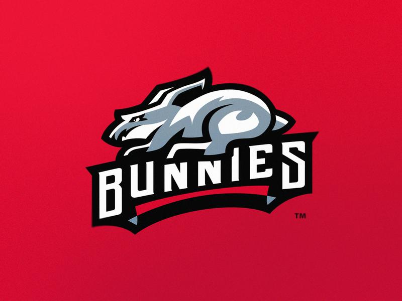 Bunny Mascot Logo mascot logos sport esport malmoo bunny logo esport logo sport logo mascot logo logo bunny