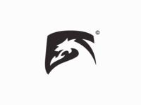 Dragon icon logo