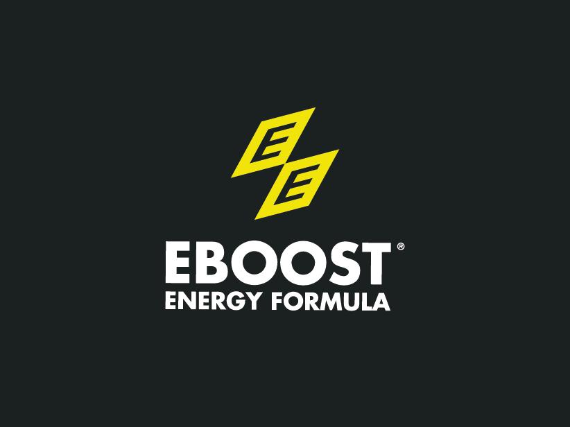 EBoost Energy identity design identity brand design branding bolt logo lightning sport logo sport malmoo logo