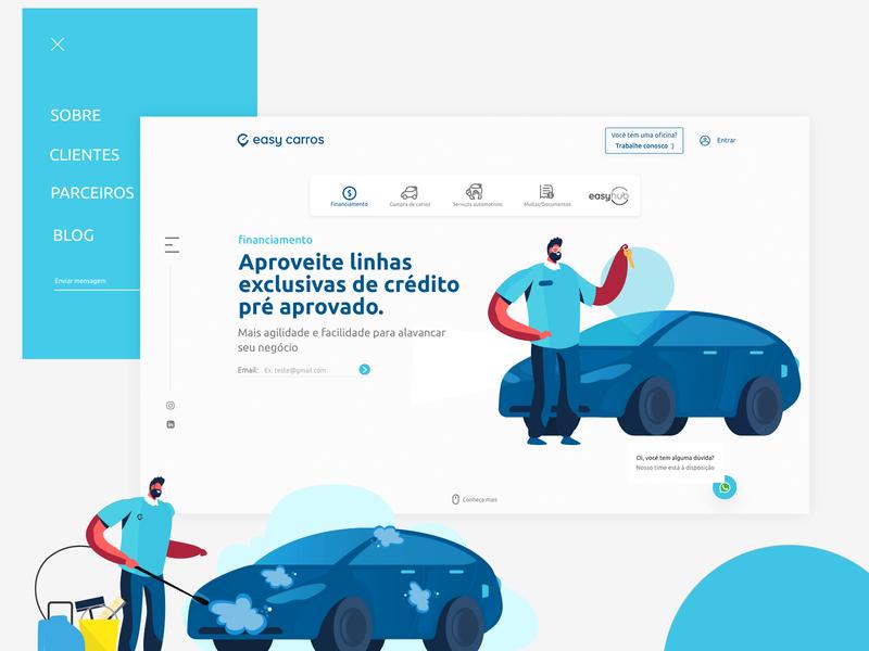 Easy C. - Website Design. PT2