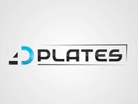 4D Plates New Logo