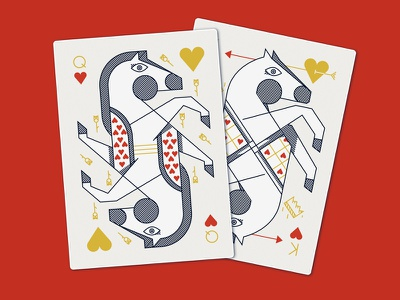 A Day At The Races drinking game cards horses horserace playing cards