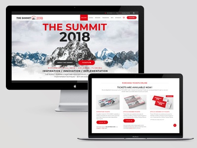 THE SUMMIT 2018 law firm corporate orlando lawyer event ticket sales wordpress woocommerce web design branding summit conference