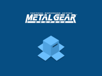 Metal Gear Dropbox