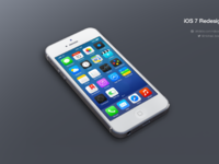 Ios7 home render