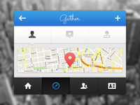 Gather Chrome – iOS App