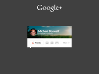 Google Hovercards