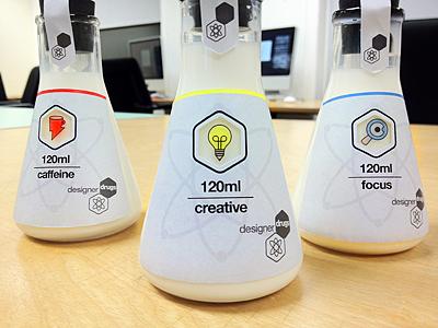 Designer Drugs Packaging