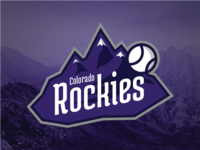 Rebranded Rockies Logo