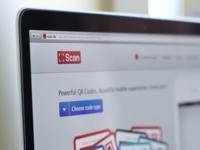 Scan Website Redesign