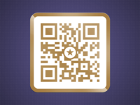 The Golden QR Code - Scan to Win!
