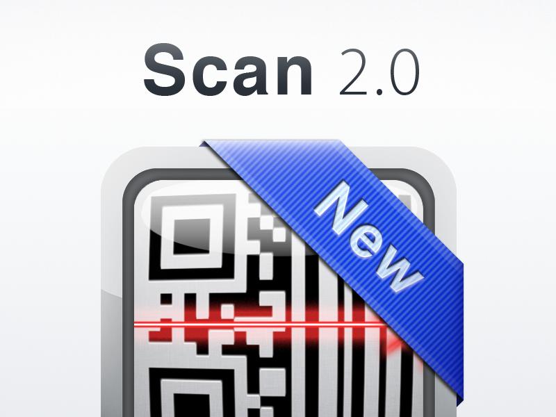 Announcing Scan 2 0 - Blue iOS 6