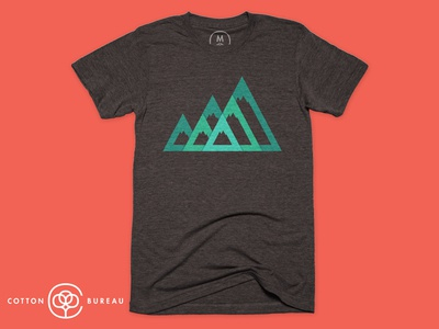 Mountains, cotton bureau