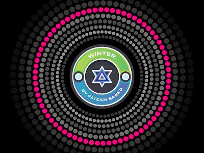 My Seasons badge concept graphic design inspiring creativity creative illustrations ui design ui design playoff seasons badge