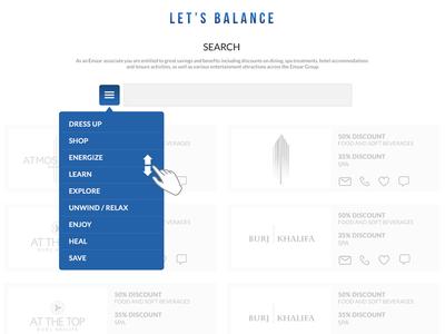 Search  - Lets Balance