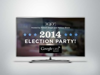 NPR 2014 Election Party for Chromecast